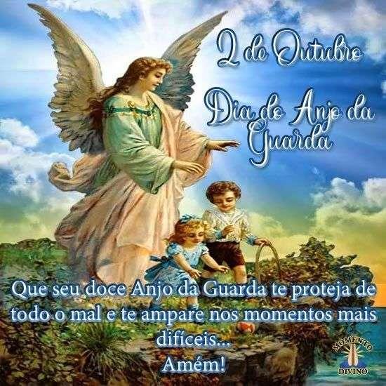 Dia do Anjo da Guarda