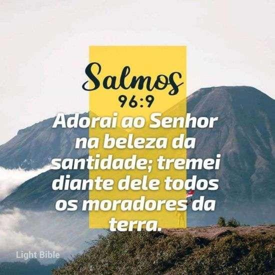 Salmos 96:9